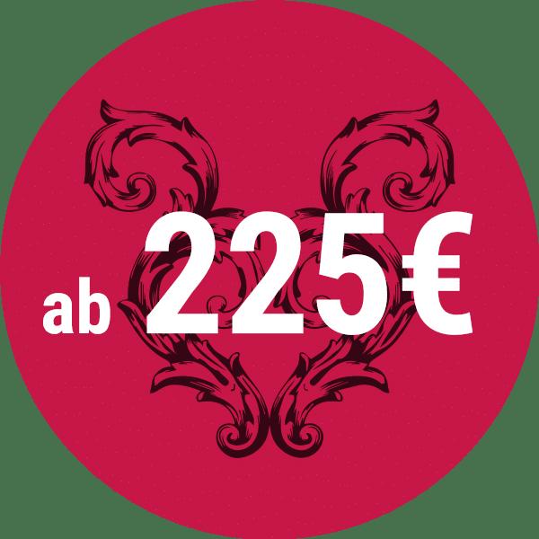 225 €