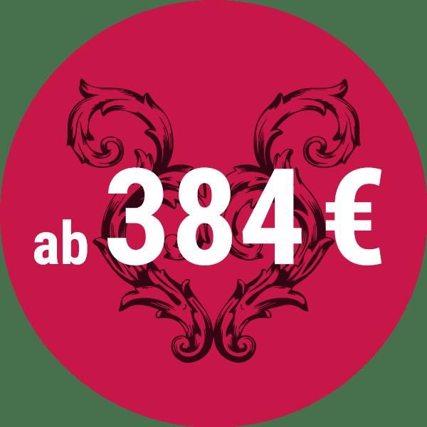 384 €